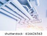 water pipe engineering  clean...   Shutterstock . vector #616626563