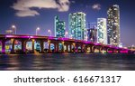 bayside marketplace miami...   Shutterstock . vector #616671317