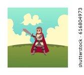 Medieval Knight Child  Sword...