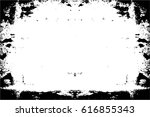 grunge black and white urban... | Shutterstock .eps vector #616855343