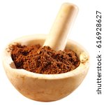 Small photo of ALLSPICE POWDER CUT OUT