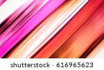 abstract angled lines colorful... | Shutterstock . vector #616965623