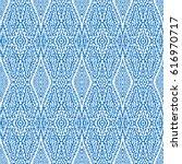 vector hand drawn geometrical...   Shutterstock .eps vector #616970717