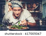 food concept. preparing... | Shutterstock . vector #617005067