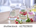 beautiful composition with... | Shutterstock . vector #617025833
