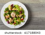 Shrimp Salad With Tomato ...