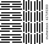 vector seamless pattern.... | Shutterstock .eps vector #617192303