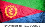 flag of eritrea | Shutterstock . vector #617300573