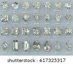 set of twenty eight various...   Shutterstock . vector #617325317