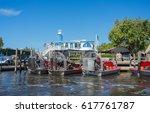everglades city  march  2  2017 ...   Shutterstock . vector #617761787
