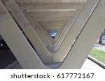 concrete structure. concrete... | Shutterstock . vector #617772167
