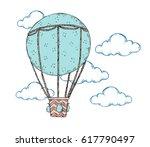 hand drawn vector illustration  ... | Shutterstock .eps vector #617790497