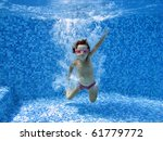 Underwater Child  Jump To The...