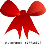 a beautiful ribbon for any... | Shutterstock .eps vector #617916827