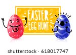 template design banner for... | Shutterstock .eps vector #618017747