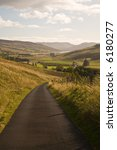 Small photo of Road into Glen Quaich, Scotland