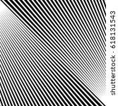 diagonal striped illustration.... | Shutterstock .eps vector #618131543