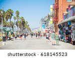 Venice Beach  Usa   September...