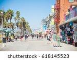 Venice Beach  Usa   September...