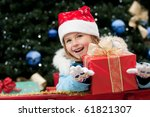 Little Santa Claus With...