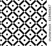 vintage black and white... | Shutterstock .eps vector #618460667
