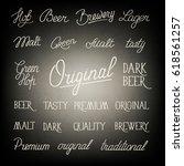 black and white original style...   Shutterstock .eps vector #618561257