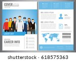 international labor day... | Shutterstock .eps vector #618575363
