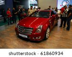 Moscow   Aug 26  Cadillac Cts...