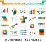 business and social... | Shutterstock .eps vector #618783653