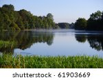 View On The River Erne Early I...