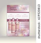 flyer  brochure or magazine...   Shutterstock .eps vector #619520813