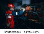 Young Coal Miner Is Undergroun...