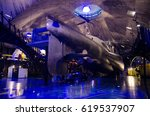 seaplane harbour  tallinn ... | Shutterstock . vector #619537907