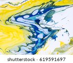 abstract art creative hand... | Shutterstock . vector #619591697