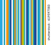 abstract colorful strip ... | Shutterstock .eps vector #619597583