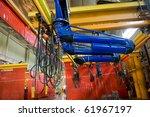 Small photo of Underslung ventilation system