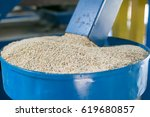 some part of rice mill machine... | Shutterstock . vector #619680857