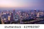 city night | Shutterstock . vector #619983587