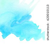 Blue Color Vector Isolated Wav...