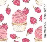 hand drawn seamless pattern...   Shutterstock .eps vector #620042477
