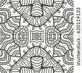 decorative doodle geometric...   Shutterstock .eps vector #620119133
