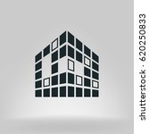 buildings icon for company   Shutterstock .eps vector #620250833