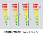 vertical volume sliders. from...