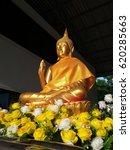 Buddha In Songkran Day At...