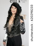 cher at the los angeles... | Shutterstock . vector #620298233
