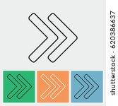 line icon  arrow