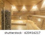 sauna   Shutterstock . vector #620416217