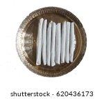 til pitha  traditional assamese ... | Shutterstock . vector #620436173
