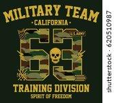 california military team ... | Shutterstock .eps vector #620510987