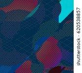 abstract vector background dot... | Shutterstock .eps vector #620538857